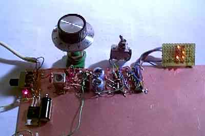 You are browsing images from the article: 3-chip VFO / stabiliser / Frequency Counter