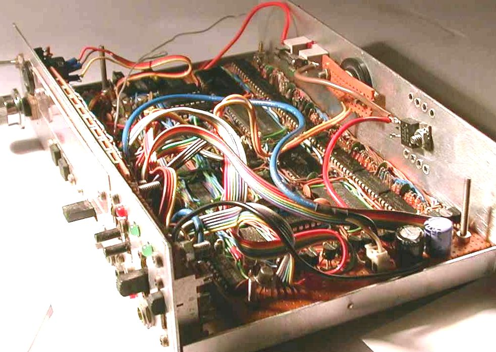 You are browsing images from the article: Frequency Counter / Timer / Logic Tester