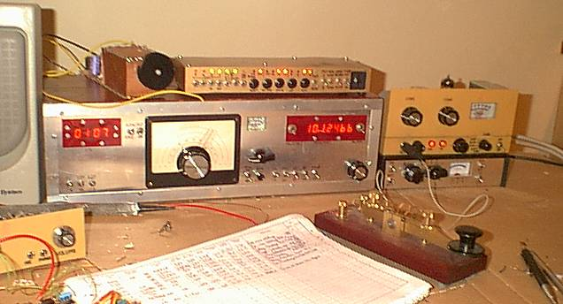 You are browsing images from the article: CW Transmitter: 30/20m modifications