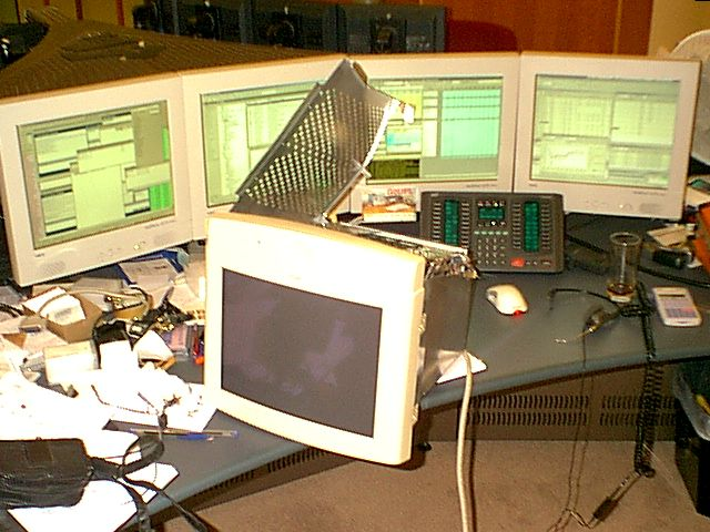 You are browsing images from the article: 17-inch DELL Computer Monitor recyling!