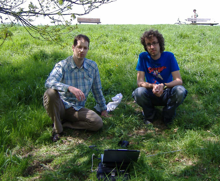 You are browsing images from the article: 30m QRSS receiver