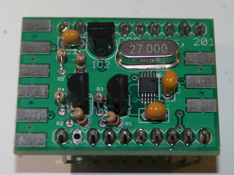 You are browsing images from the article: Si5351A Synthesizer