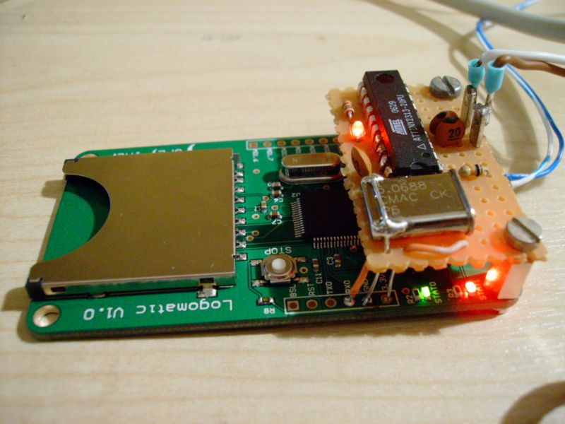 You are browsing images from the article: Wind speed logger
